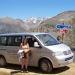 Por caminos de montana
